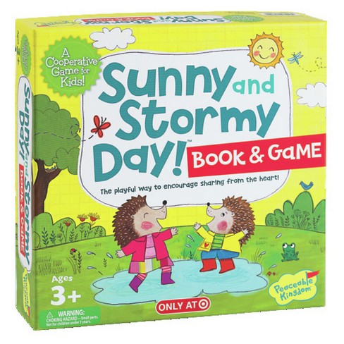 Sunny Stormy Day Board Game - image 1 of 4