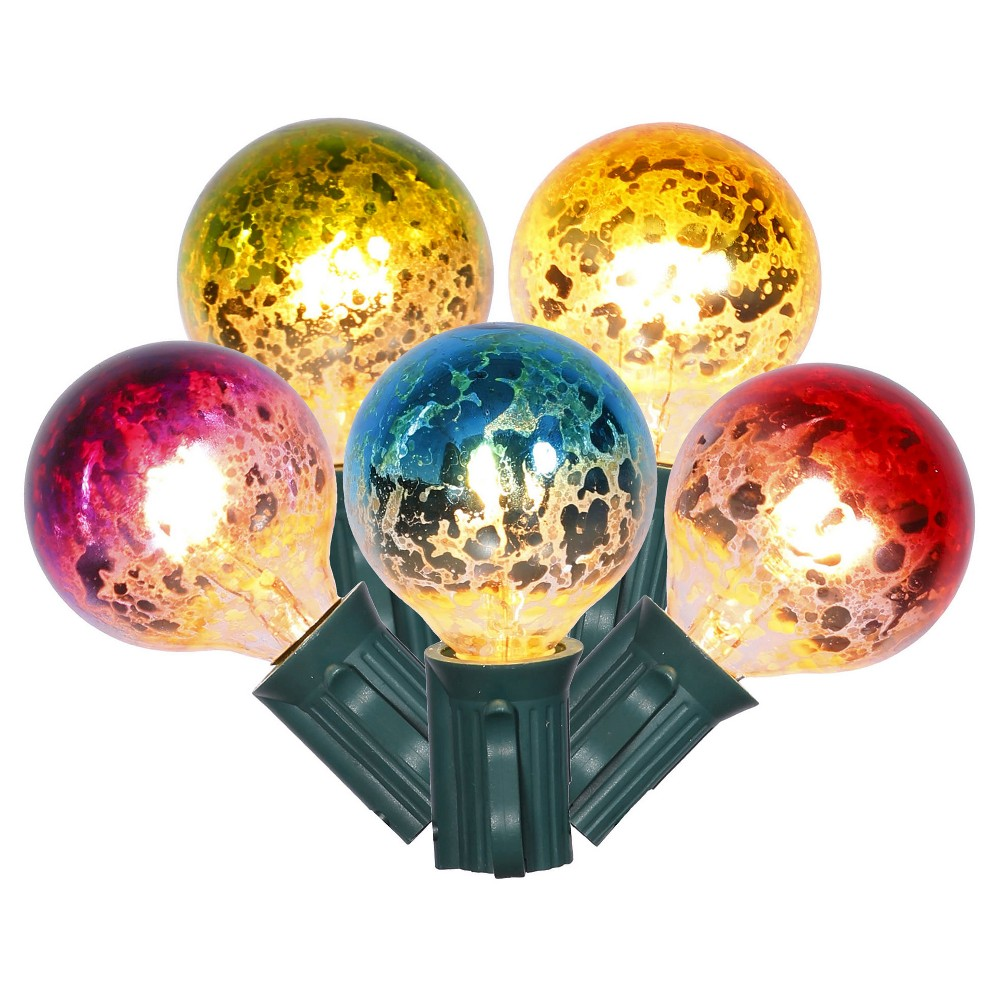 10ct Mercury G40 E12 Set Gw12Sp - Multicolored, Multi-Colored