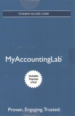 myaccountinglab with pearson etext access card for managerial rh target com Quick Reference Guide Real Estate Guide