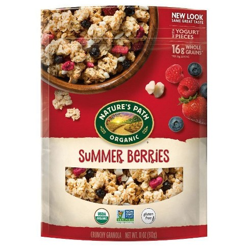 Nature's Path Summer Berries Gluten Free Granola - 11oz - image 1 of 1