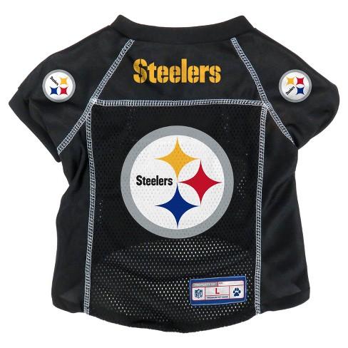 Pittsburgh Steelers Little Earth Pet Football Jersey - Black XS   Target 1fbfbebe9