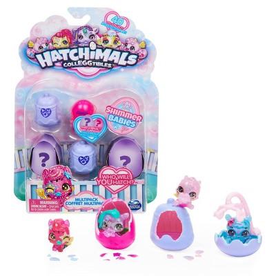 Hatchimals CollEGGtibles Shimmer Babies Multipack