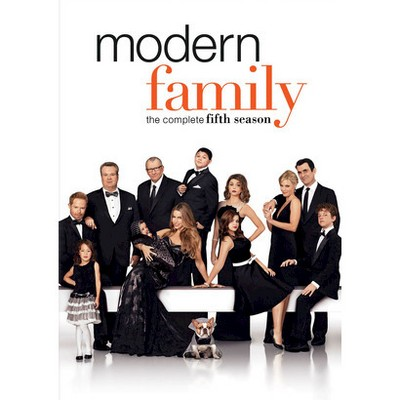 Modern Family: The Complete Fifth Season (DVD)