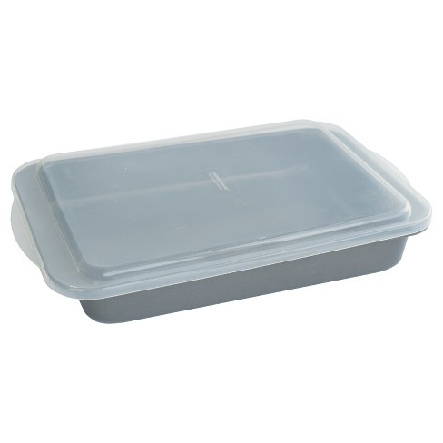 Nordic Ware 9 X 13 Cake Pan with Lid - image 1 of 1