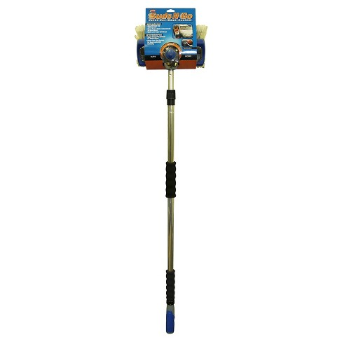 "AutoSpa 71"" Automotive Cleaning Wash Brush with Extension Pole - image 1 of 1"