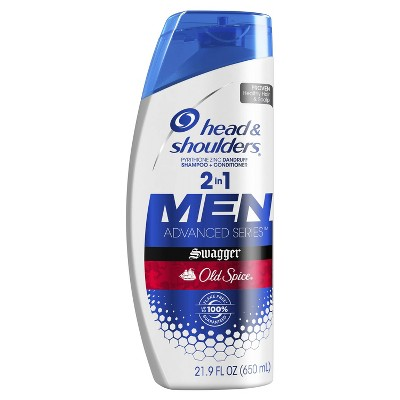 Head and Shoulders Old Spice Swagger Dandruff 2-in-1 Shampoo and Conditioner - 21.9 fl oz