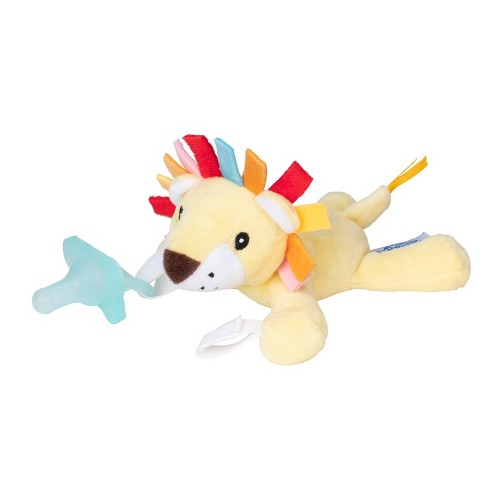 Dr. Brown's Lion Lovey Pacifer & Teether Holder - image 1 of 4