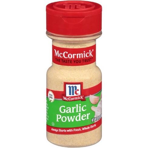 McCormick Garlic Powder - 3.12oz : Target