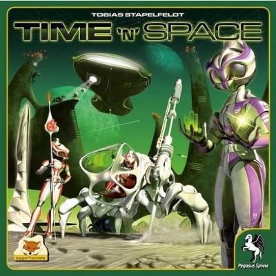 Time 'n' Space Board Game