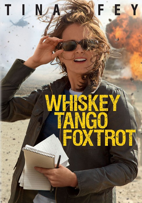 Whiskey Tango Foxtrot (DVD) - image 1 of 1