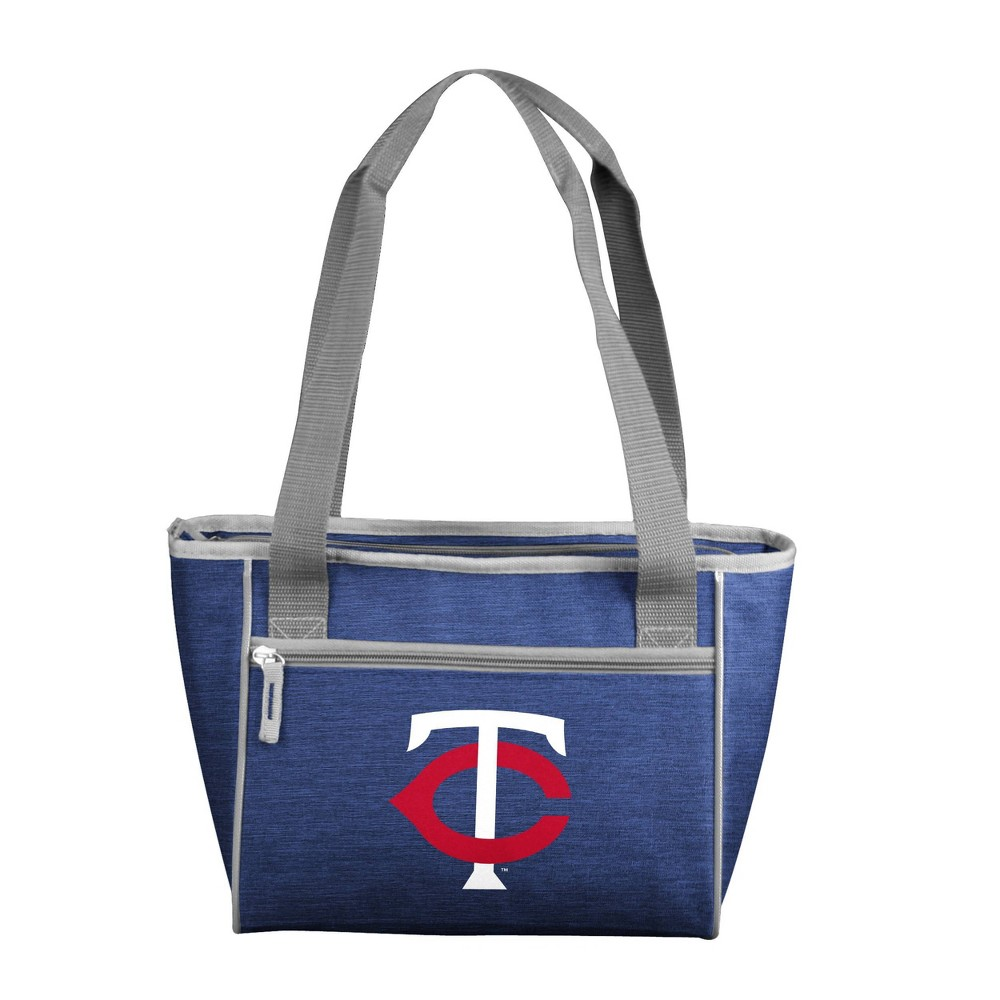 Mlb Minnesota Twins Logo Brands 16 Can Cooler Tote