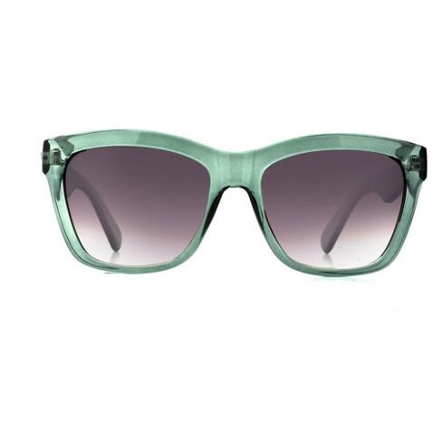 7eaf3d89864f Women s Square Sunglasses - A New Day™ Light Mint   Target