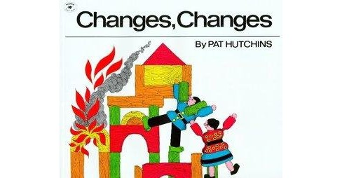 Changes, Changes (Reprint) (Paperback) (Pat Hutchins) - image 1 of 1