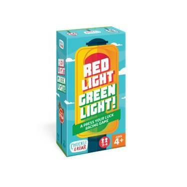 Chuckle & Roar Red Light Green Light - Preschool Racing Game