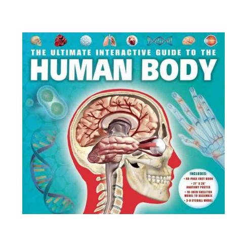 Ultimate Interactive Guide to the Human Body (Hardcover) (Camilla de ...