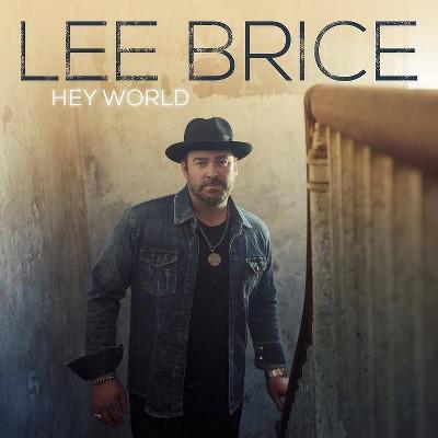 Lee Brice - Hey World (CD)