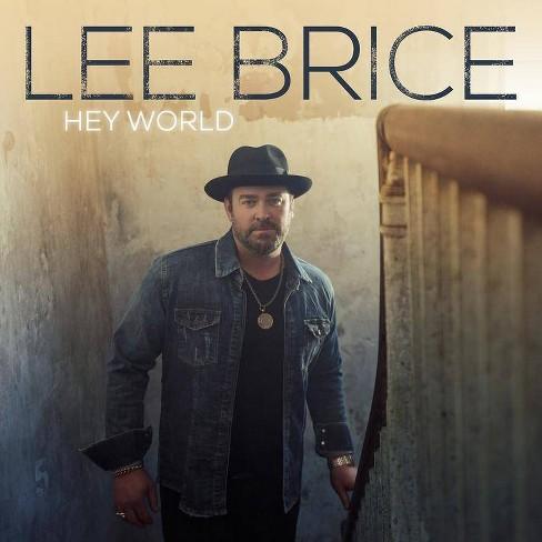 Lee Brice - Hey World (CD) - image 1 of 1
