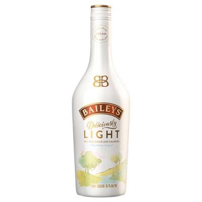 Bailey's Deliciously Light Irish Cream Liqueur - 750ml Bottle