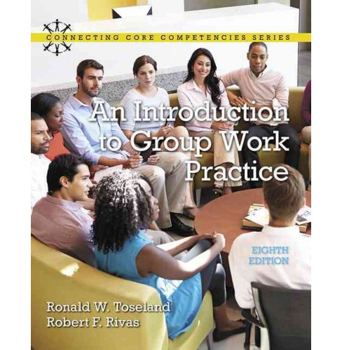 An Introduction to Group Work Practice ( Connecting Core Competencies) (Paperback) - image 1 of 1