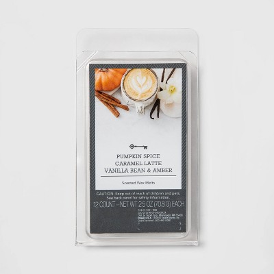 12ct 3-Fragrance Set Fall Scented Wax Melts - Threshold™