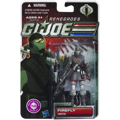 Firefly Saboteur | G.I. Joe Renegades 3-3/4-inch 1:18 Scale Action figures
