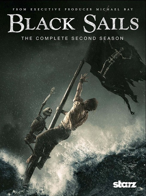 Black Sails: The Complete Second Season - image 1 of 1