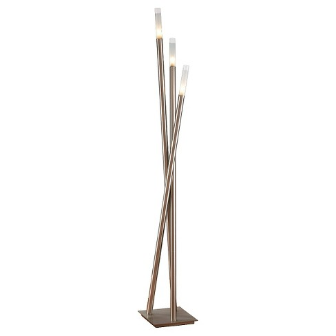 Lumisource Metal/Glass Icicle Floor Lamp - image 1 of 3