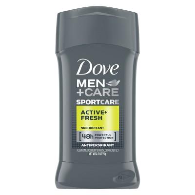 Deodorant: Dove Men+Care Antiperspirant & Deodorant Stick Sport Care