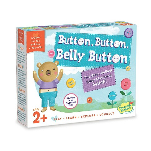 MindWare Button Button Belly Button - Early Learning - image 1 of 4