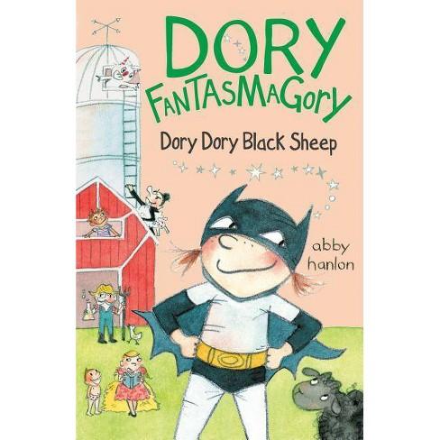 Dory Dory Black Sheep -  Reprint (Dory Fantasmagory) by Abby Hanlon (Paperback) - image 1 of 1