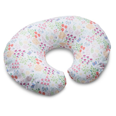 Boppy Original Feeding and Infant Support Pillow - Garden Party - image 1 of 4