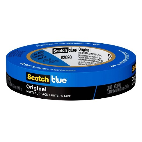 ScotchBlue Painter's Tape, .94 in x 60 yd - image 1 of 4