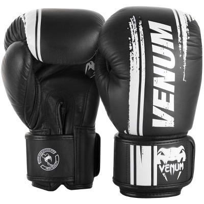 Venum Bangkok Spirit Nappa Leather Hook and Loop Sparring Boxing Gloves