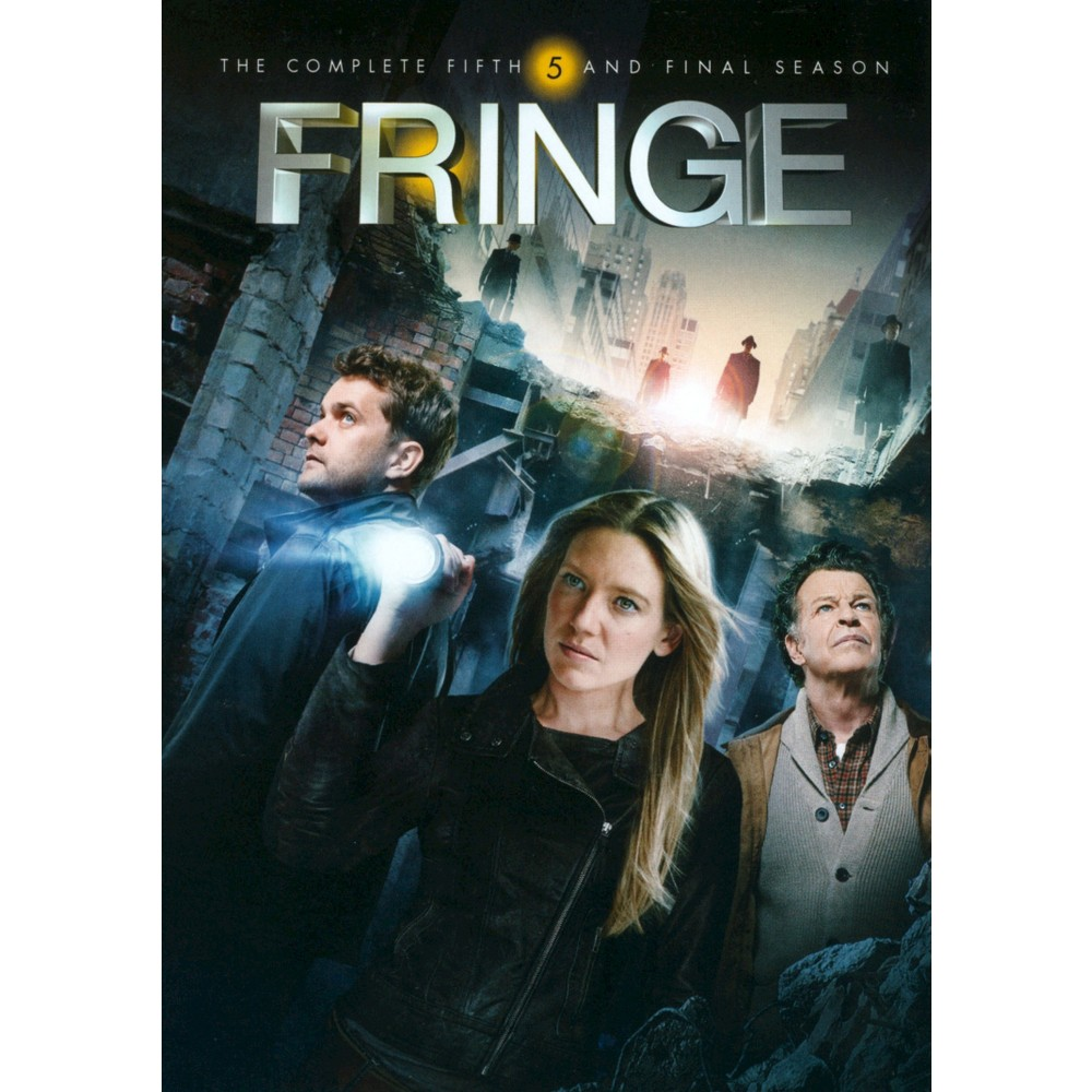 Fringe: The Complete Fifth and Final Season [4 Discs]