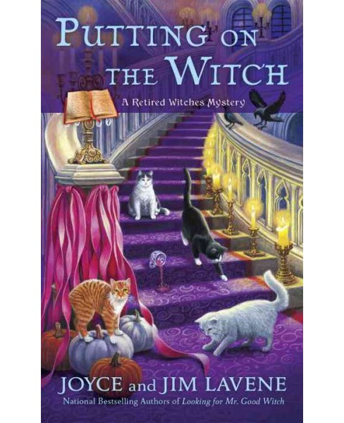 Putting on the Witch (Paperback) (Joyce Lavene) - image 1 of 1