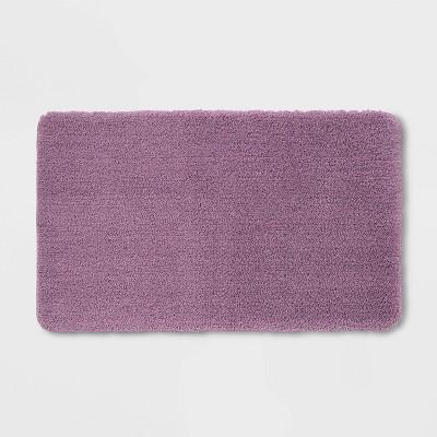 34 x20  Performance Nylon Bath Rug Lilac Purple - Threshold™