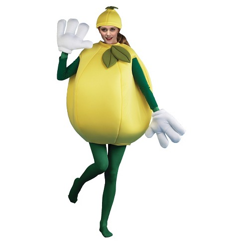 Women's Lemon Costume One Size Fits Most - image 1 of 1