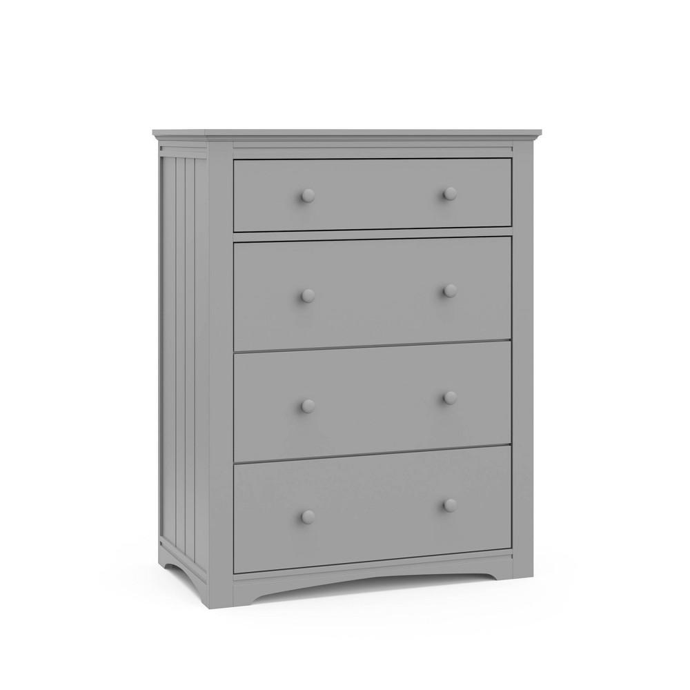 Graco Hadley 4 Drawer Dresser - Pebble Gray Top