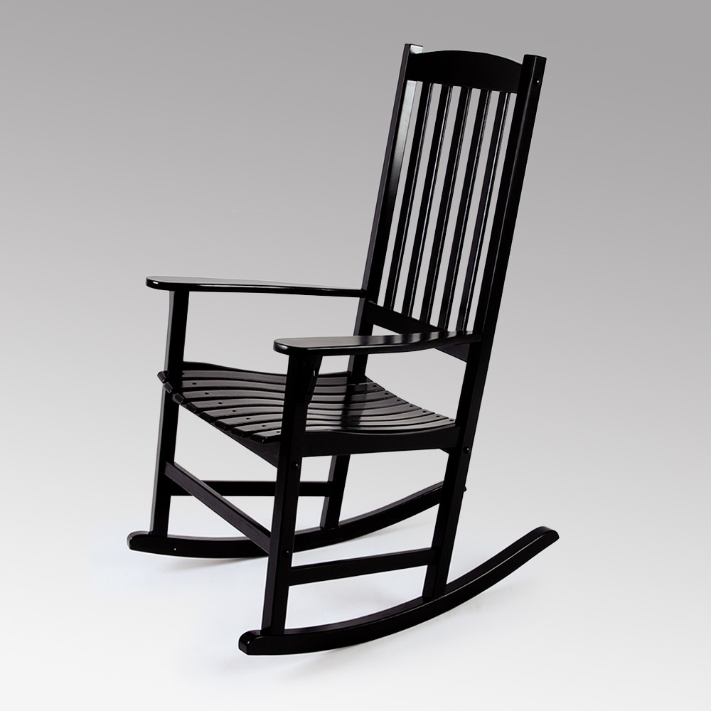 Alston Wood Porch Rocking Chair Cambridge Casual
