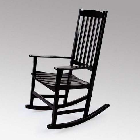 Alston Wood Porch Rocking Chair - Cambridge Casual - image 1 of 4