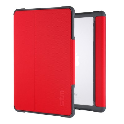 STM Dux Ultra Protective Case for iPad Mini 4 - Red