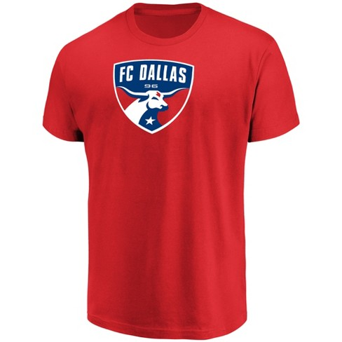 MLS Men's Short Sleeve Top Ranking Core T-Shirt FC Dallas - image 1 of 3