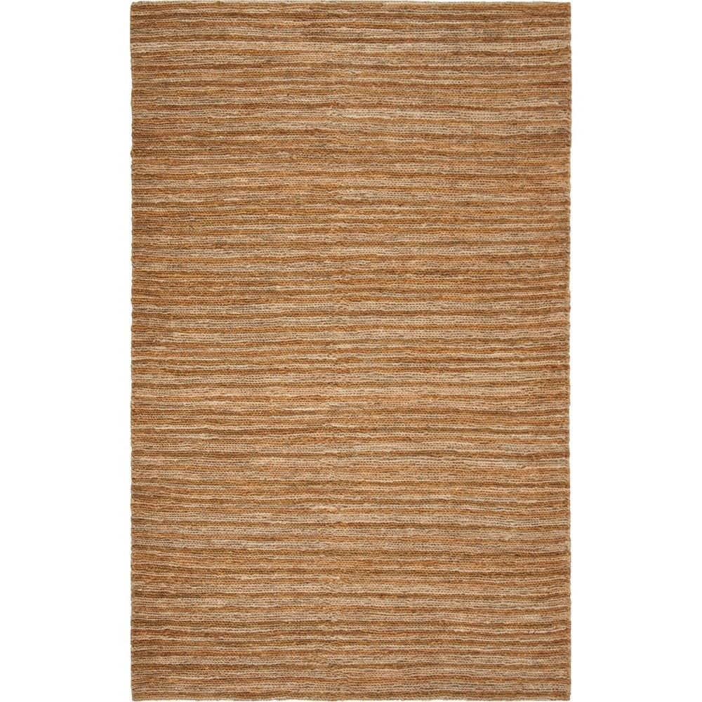 2'X3' Solid Knotted Accent Rug Light Gray - Safavieh, White