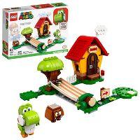 Deals on LEGO Super Mario Marios House & Yoshi Expansion Set 71367