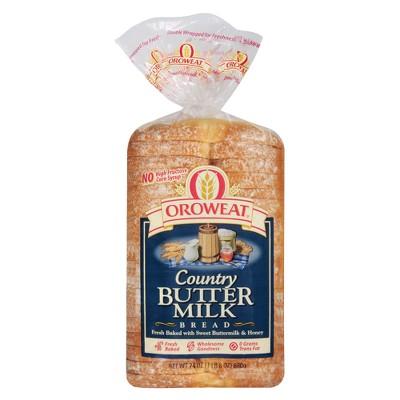 Oroweat Country Buttermilk Bread - 24oz