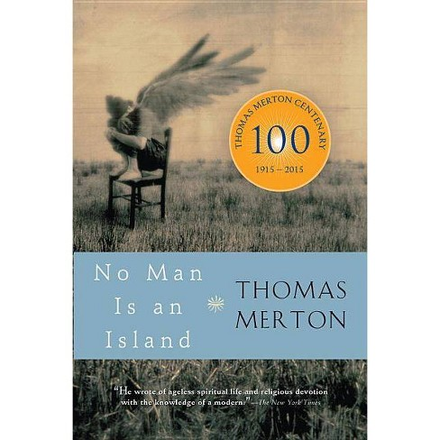 No Man Is an Island - by  Thomas Merton (Paperback) - image 1 of 1