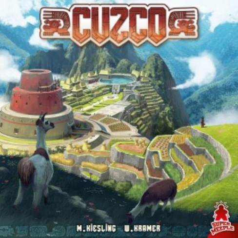Cuzco Board Game - image 1 of 1