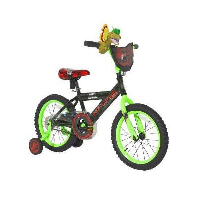 "Dynacraft Jurassic World 16"" Kids' Bike - Green"