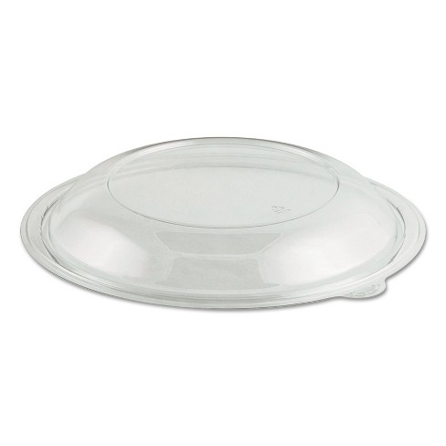 """Anchor Packaging Crystal Classics Lid, 8.5"""", Clear, 300/Carton 4308425 - image 1 of 1"""
