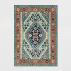Buttercup Diamond Vintage Persian Woven Rug - Opalhouse™